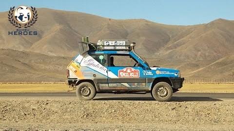 Vídeo Presentación Mongol Rally 2014